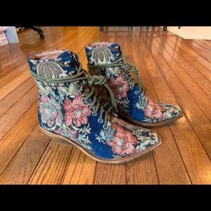 Free people Grove bootie